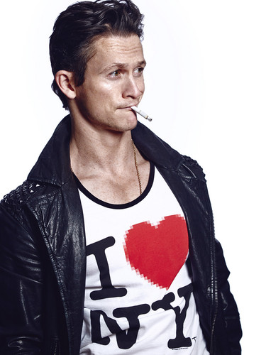Jonathan Tucker wallpaper entitled Jonathan Tucker - Adon Magazine Photoshoot - 2015