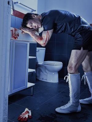 Jonathan Tucker - Adon Magazine Photoshoot - 2015