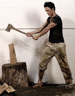 Jonathan Tucker - Out Photoshoot - 2008