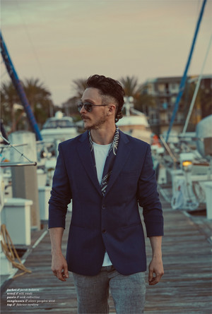 Jonathan Tucker - Treats Photoshoot - 2015