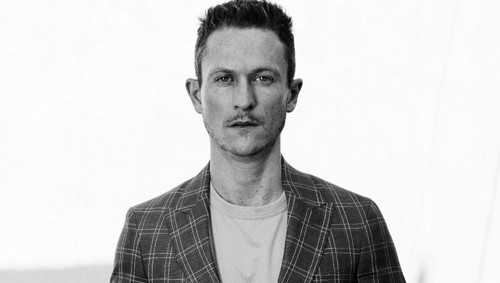 Jonathan Tucker wallpaper entitled Jonathan Tucker - Vulkan Photoshoot - 2017