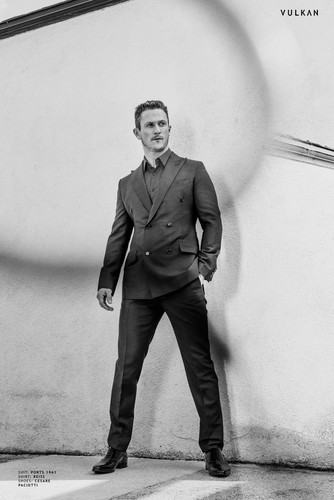 Jonathan Tucker wallpaper titled Jonathan Tucker - Vulkan Photoshoot - 2017