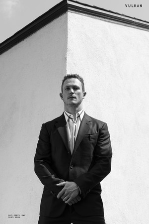 Jonathan Tucker - Vulkan Photoshoot - 2017