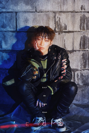 "Jongup teaser image for ""EGO"""