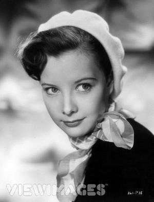 June Thorburn (8 June 1931 – 4 November 1967)
