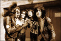 KISS ~Birmingham, Michigan...May 13, 1974 (Creem Magazine) - kiss photo