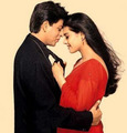 Kajol  - shahrukh-khan-and-kajol photo