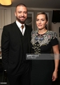 Kate with her Wonder Wheel co-star Justin Timberlake at the NY premiere - kate-winslet photo