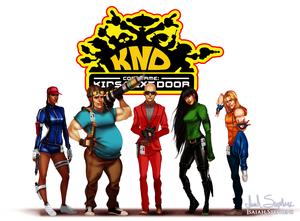 Kids পরবর্তি Door gang all growned up