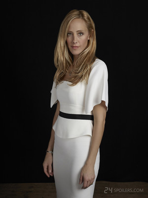 Kim Raver as Audrey Rains - Live Another hari