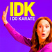 Kimmy Slang: IDK - unbreakable-kimmy-schmidt icon