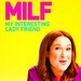 Kimmy Slang: MILF  - unbreakable-kimmy-schmidt icon