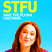 Kimmy Slang: STFU - unbreakable-kimmy-schmidt icon