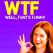 Kimmy Slang: WTF - unbreakable-kimmy-schmidt icon