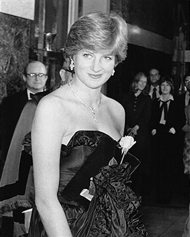 Last Diana Spencer
