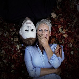 Laurie Strode and Michael Myers