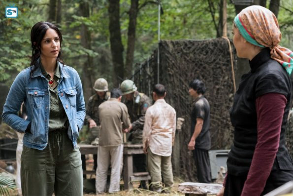 Legends of Tomorrow - Episode 3.07 - Welcome to the Jungle - Promo Pics