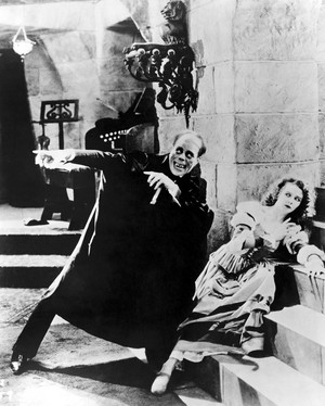 Lon Chaney | The Phantom Of The Opera