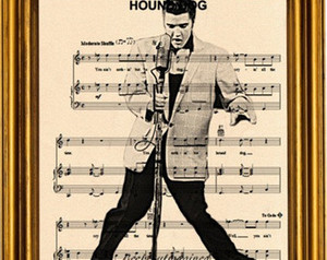 Lyrics To Hound Dog