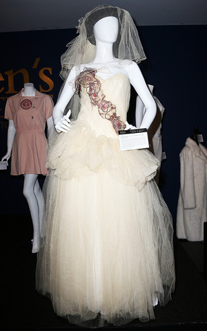 Madonna's Wedding Dress