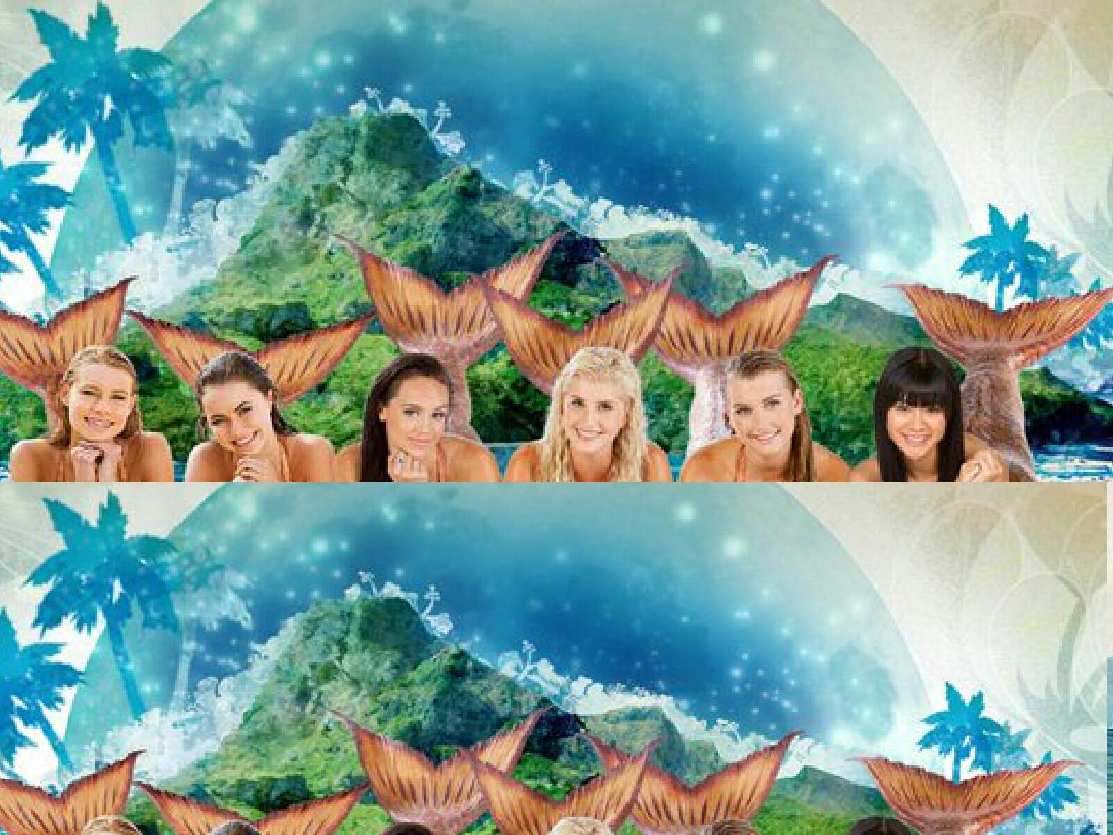 Mako Island Of Secrets Bilder Mako Meerjungfrauen Hd Hintergrund