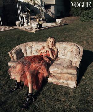 Margot Robbie ~ Vogue Australia ~ December 2017