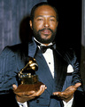 Marvin Backstage At The 1983 Grammy Awards  - marvin-gaye photo
