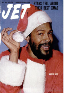 Marvin Gaye On The Cover Of Jet