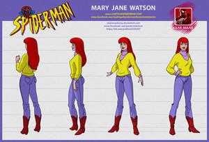 Mary jane Watson