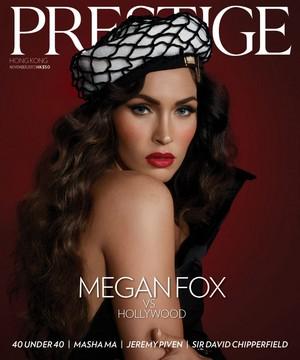 Megan fuchs ~ Prestige ~ November 2017