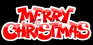 Merry 크리스마스 (Logo)