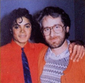 Michael And Steven Spielberg - michael-jackson photo