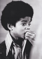 Michael Jackson - HQ Scan - Henry Diltz'71 - michael-jackson photo