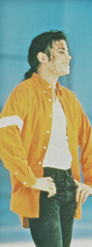Michael Jackson - HQ Scan - marmellata Short Film