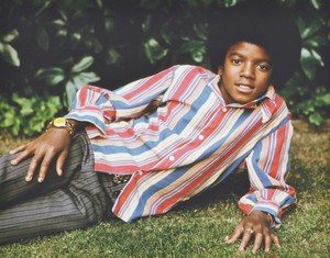 Michael Jackson - HQ Scan - Photoshoot - 1972