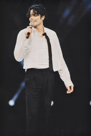 Michael Jackson - HQ Scan - The 12th Annual MTV Video muziek Awards'95