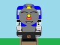 Mily drawing - thomas-the-tank-engine photo