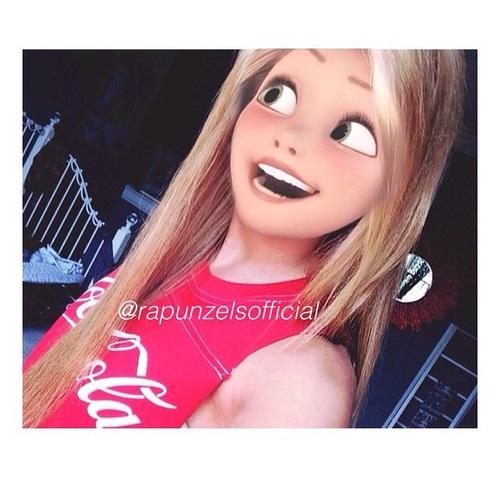 Modern Disney Princess پیپر وال entitled Modern Rapunzel