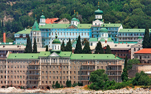 Mount Athos, Greece - The Russian Monastery