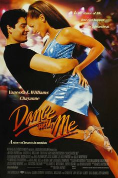 Movie Poster 1998 Film, Dance With Me