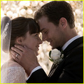 Mr and Mrs.Grey,Fifty Shades Freed