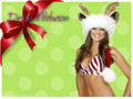 Merry Xmas from Dessie Mitcheson - hot-women photo