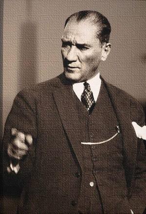 Mustafa Kemal Atatürk (1881 – 1938)
