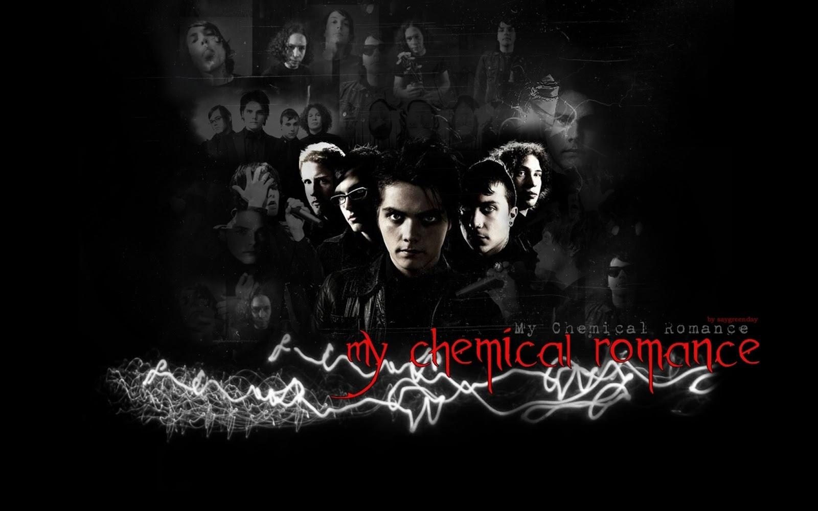 My Chemical Romance Wallpaper 2