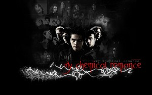 My Chemical Romance fond d'écran 2