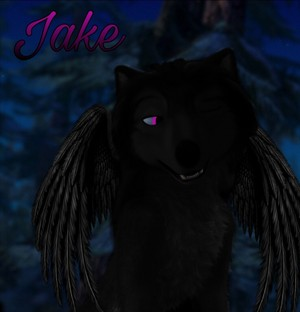My Humphrey Character, Jake.