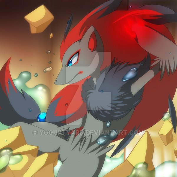 Npokemon Images Ns Beloved Zoroark Wallpaper And Background
