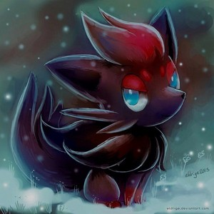 N's Little Zorua