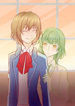 Nageki Fujishiro   Hatoful Boyfriend