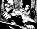 Naruto VS Sasuke - naruto-shippuuden wallpaper